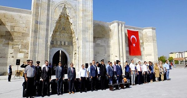 Sultanhanı ilçesi 30 ağustos zafer bayramı kutlaması 2019