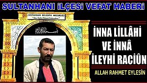 MEHMET OĞLU AHMET DAĞLI VEFAT ETTİ 27.09.2019 CUMA