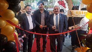 Zopa Restoran-Cafe törenle açıldı