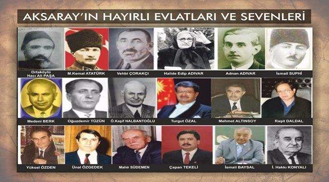 24 ARALIK SALI GÜNÜ ERVAHTA AKSARAYIN HAYIRLI EVLATLAR VE ADAMLARI ANILACAK!!!