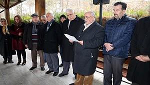 AKSARAYIN HAYIRLI EVLATLAR VE SEVENLERİ ERVAHTA ANILDI!!!