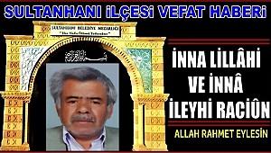 AHMET OĞLU RAKİP TOSUN VEFAT ETTİ 16.12.2019 PAZARTESİ