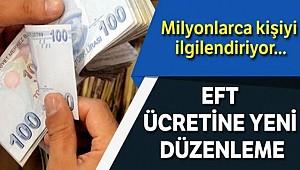 EFT VE HAVALE ÜCRETLERİNDE İNDİRİM, MOBİLDEN 1 TL