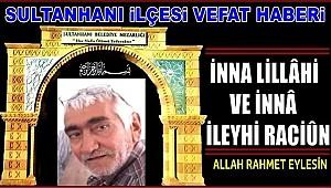VELİ OĞLU RAMAZAN ÖZBAY VEFAT ETTİ 08.03.2020 PAZAR