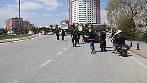 Konya'da Yasağı ihlal edenler cezadan kurtulamadı
