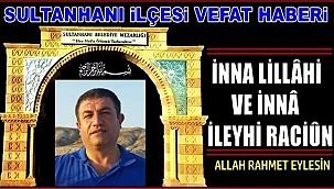 AHMET OĞLU BAYRAM ALİ SARI VEFAT ETTİ 12.09.2020 CUMARTESİ