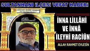 ALAADDİN OĞLU TAHSİN ÖZTÜRK VEFAT ETTİ 04.09.2020 CUMA