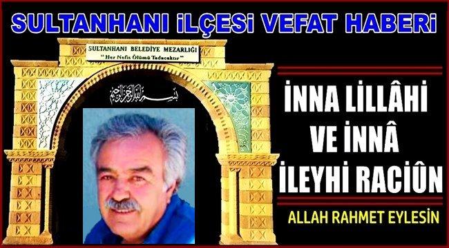 HAMİT OĞLU MEHMET DOĞAN VEFAT ETTİ 08.09.2020 SALI