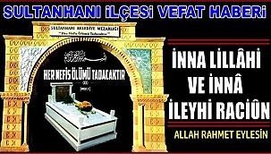 İSMET EŞİ HACER SOLAK VEFAT ETTİ 20.09.2020 PAZAR