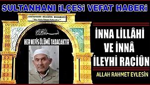 KONYALI AHMET OĞLU MEHMET ÖZEL VEFAT ETTİ 04.09.2020 CUMA