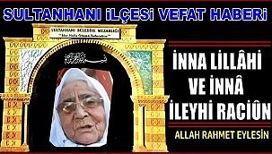 İHSAN EŞİ TAHİRE ÖZTÜRK VEFAT ETTİ 06.11.2020 CUMA