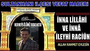 MAHMUT OĞLU MUSA AKBAŞ VEFAT ETTİ 12.12.2020 CUMARTESİ