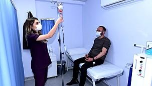Özel Büyükşehir Hastanesi'nde Koronavirüs Rehabilitasyonu