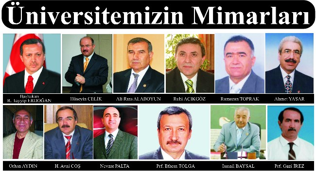 AKSARAY ÜNİVERSİTESİ RESMEN 15 YAŞINDA!!!