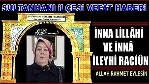 MEMİŞ EŞİ AYŞE TOSUN VEFAT ETTİ 16.03.2021 SALI