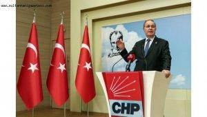 Öztrak, CHP'nin buhrandan çıkış stratejisini açıkladı