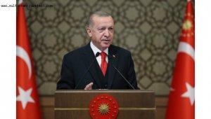 Erdoğan, AK Parti Genişletilmiş İl Başkanları Toplantısı'na katıldı