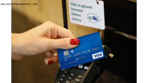 Tüketici temassız kart harcamalarını sevdi