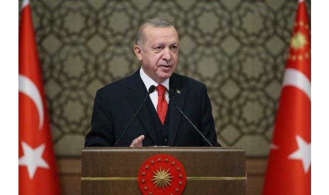 Cumhurbaşkanı Erdoğan, Biden ile görüşmesinin ardından açıklama yaptı
