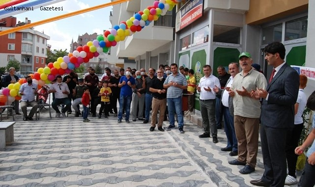 ESKİLDER Konya'da Yeni hizmet binasında!