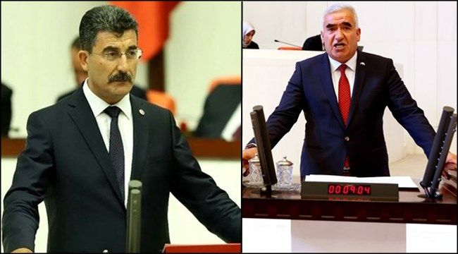 Milletvekilleri Ayhan Erel ve Ramazan Kaşlı Sultanhanı ilçe Hastanesini Meclis Gündemine Taşıdı...